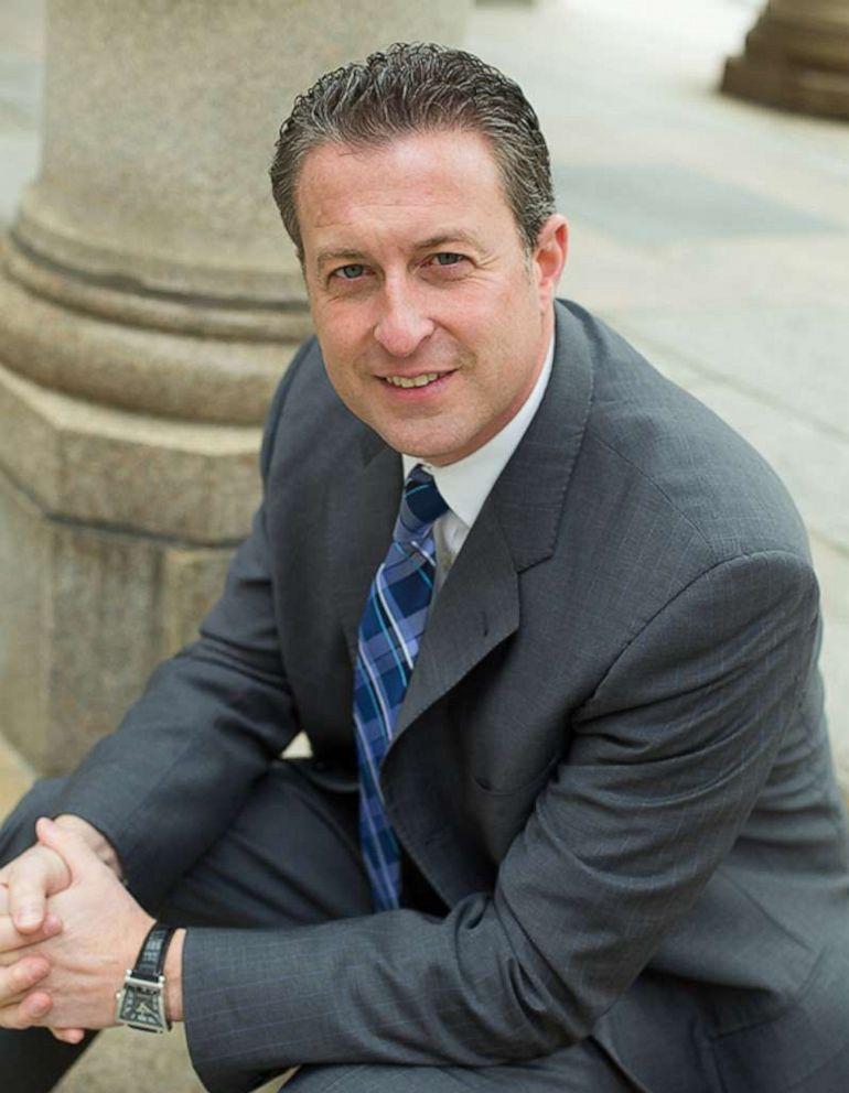 PHOTO: Former State Senator Chris Maselli is seen here.