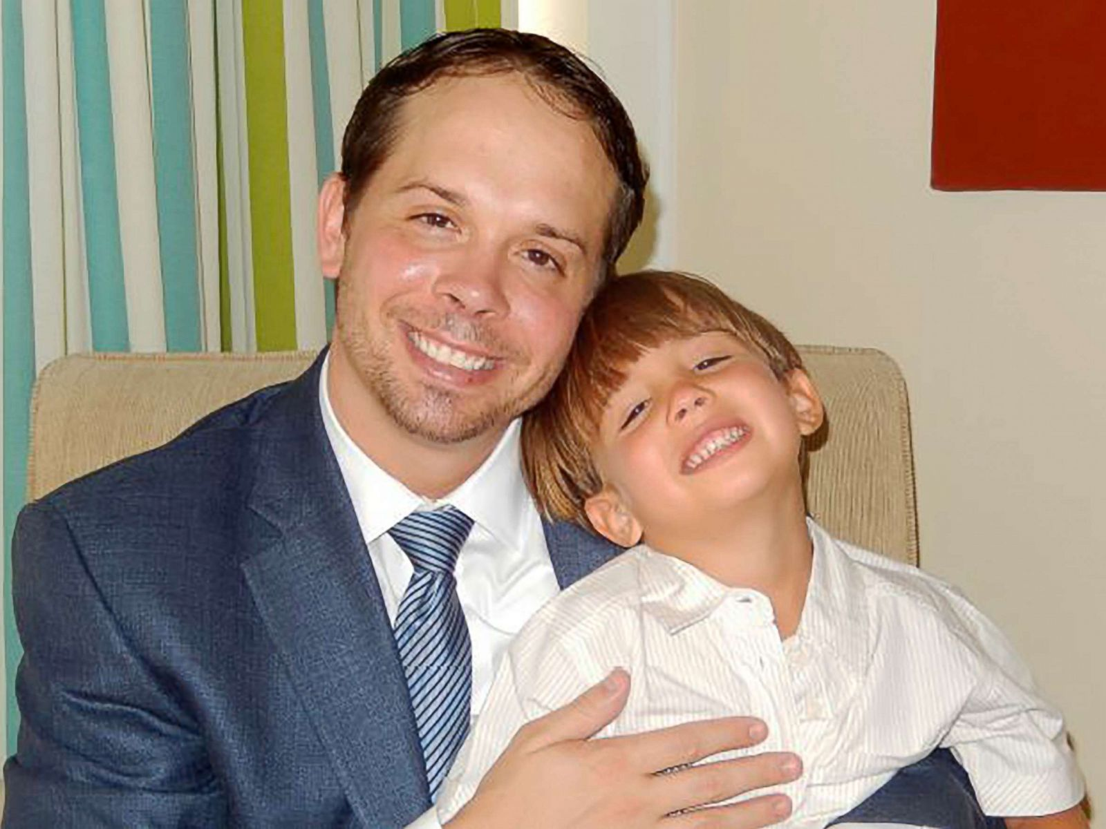 Texas dad hopeful of son's return from Brazil after former