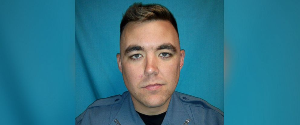 PHOTO: Clinton, MO, Police Officer Christopher Ryan Morton was killed March 6, 2018.
