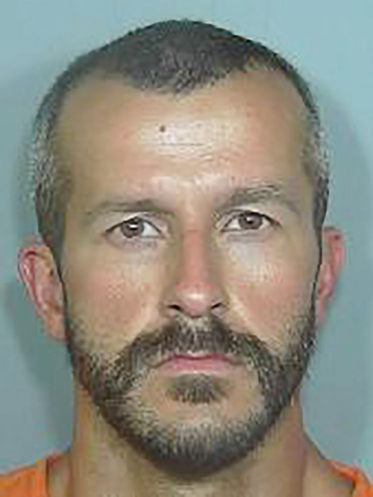 PHOTO: Christopher Watts is accused of killing his wife and two daughters in Colorado.