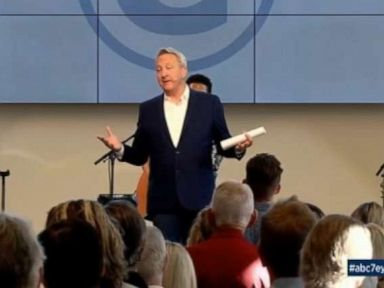 Church holds indoor services in defiance of restraining order