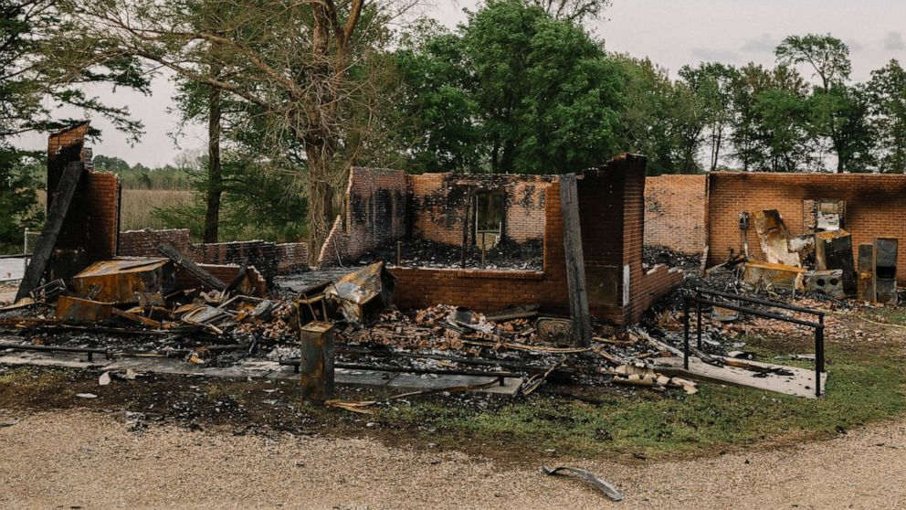 This image has an empty alt attribute; its file name is church-fires-louisiana-03-rd-jc-190411_hpMain_16x9_992.jpg