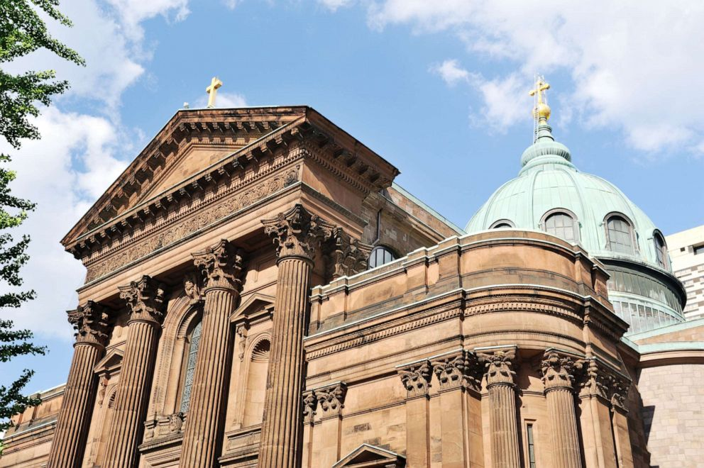PHOTO: Cathedral Basilica of Saints Peter and Paul, Philadelphia.