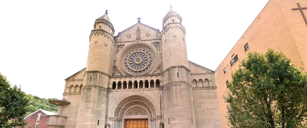 PHOTO: Cathedral of Saint Joseph in Wheeling, W.Va., is pictured in this undated image from Google.