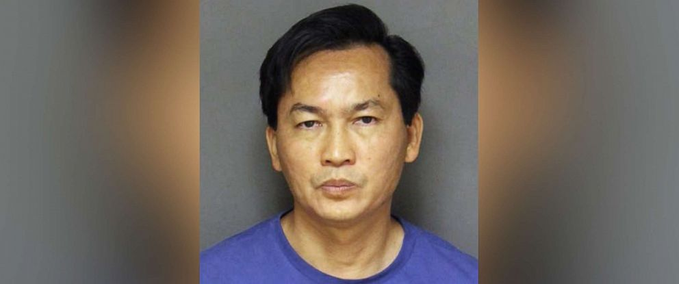 PHOTO: Chuyen Vo, 51, of Huntington Beach, Calif., is pictured in a booking photo released by the Fullerton Police Department.