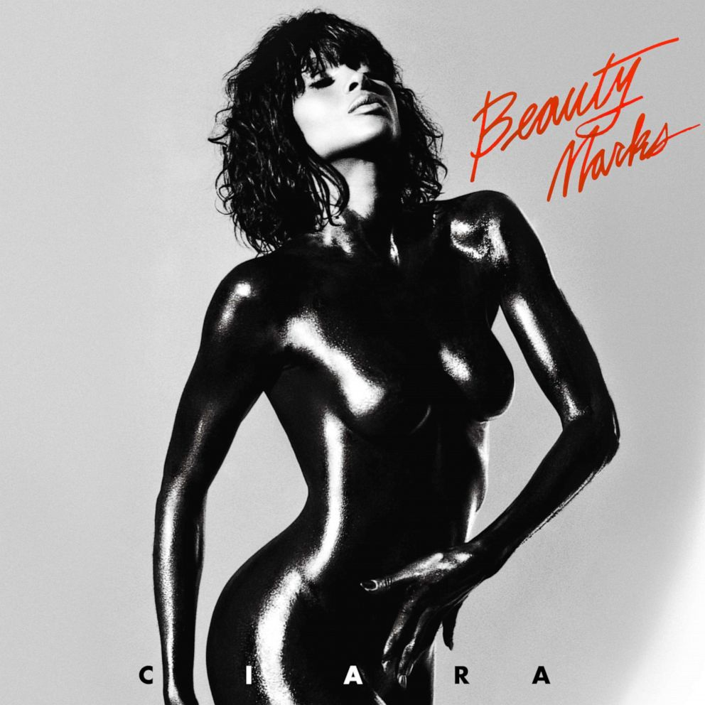 PHOTO: Ciaras seventh studio album Beauty Marks released on Friday, May 10, 2019.