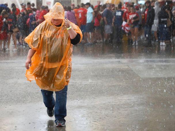 More heavy rain expected in eastern US for week ahead