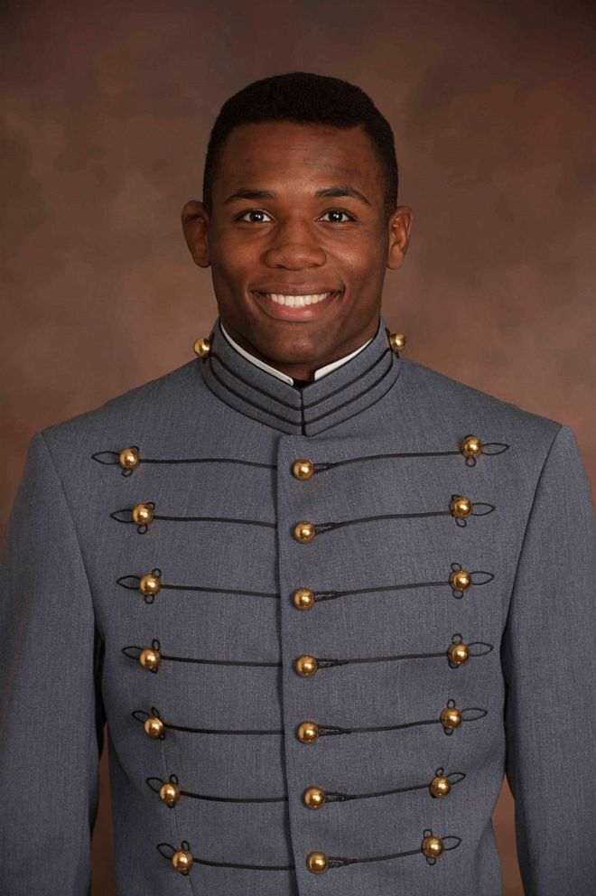 PHOTO: In this undated photo, West Point cadet C.J. Morgan is shown.