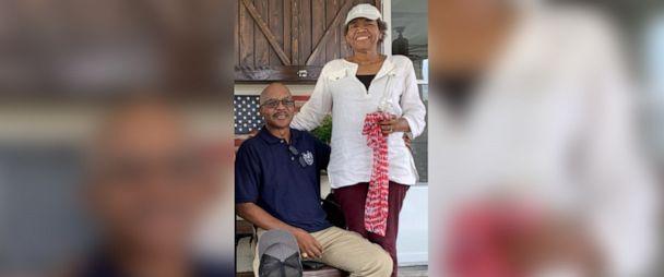 You have taken an angel,' husband of slain Texas woman