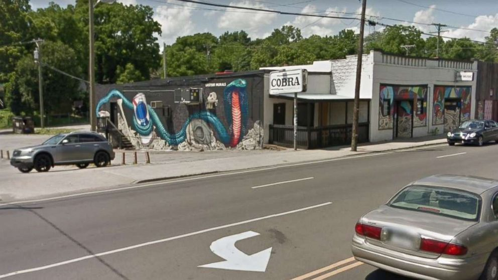 Bartley Teal was shot and killed outside The Cobra, a bar in east Nashville, Tennessee, on Friday, Aug. 17, 2018. His friend, Jaime Sarrantonio, was also killed.