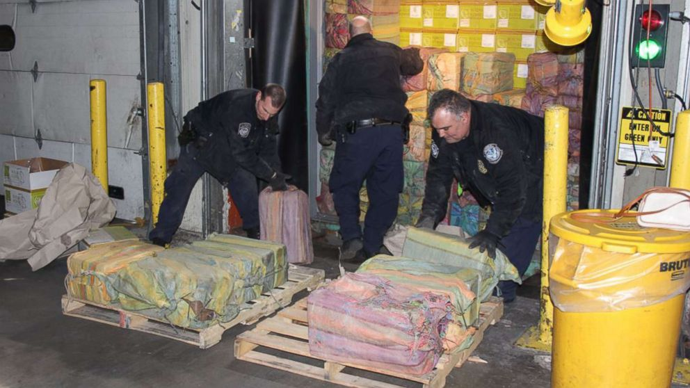 Feds seize tens of millions of dollars' worth of cocaine in major drug bust thumbnail