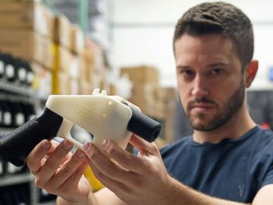 Owner of 3D-printed gun firm arrested in alleged sexual assault of a minor