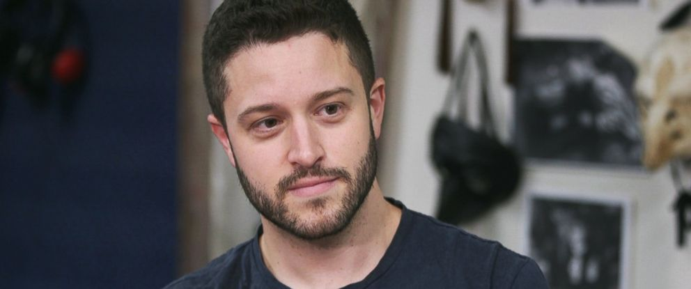 Entrepreneur behind fight for sharing 3d printed gun blueprints on photo cody wilson of defense distributed is interviewed by abc news malvernweather Choice Image