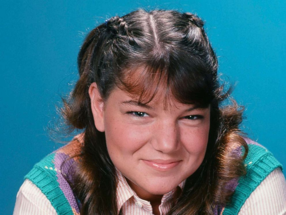 PHOTO: Mindy Cohn as Natalie Green in The Facts of Life.