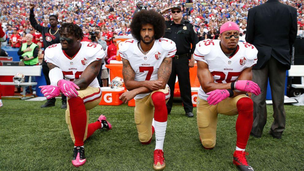 Former 49ers QB Colin Kaepernick files grievance against ...