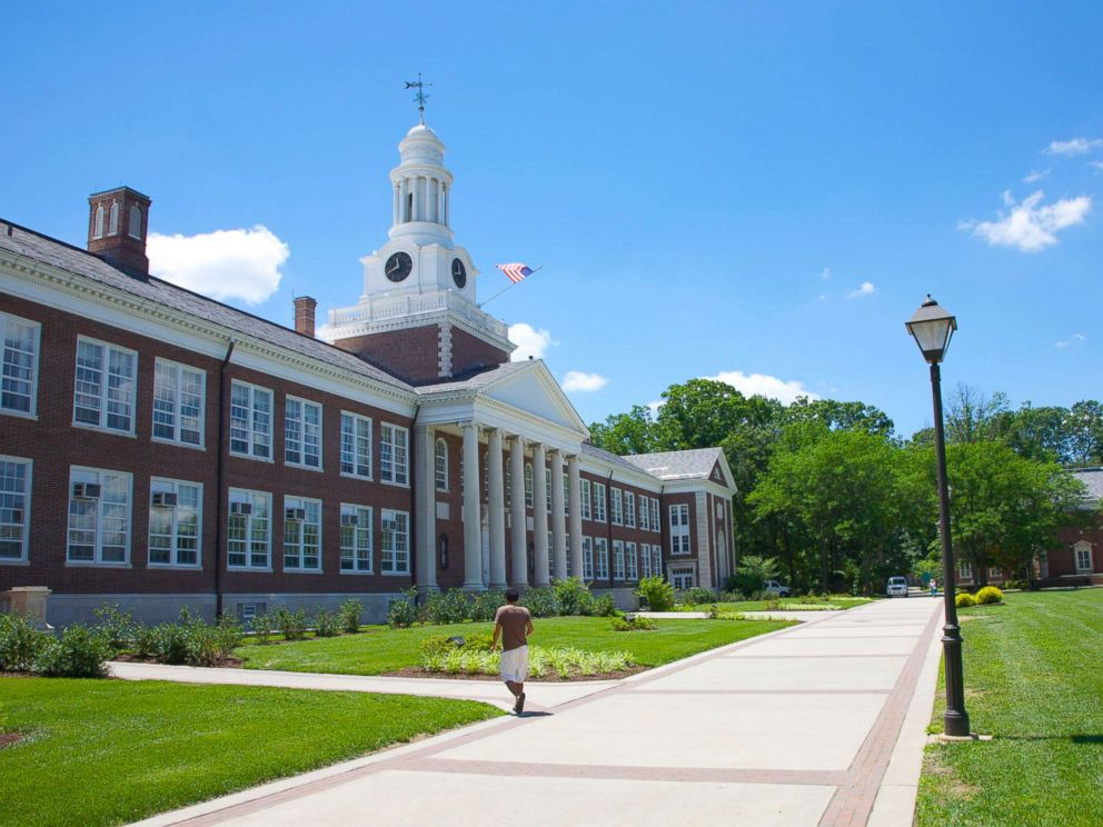 PHOTO: The campus of The College of New Jersey is seen in this stock photo.