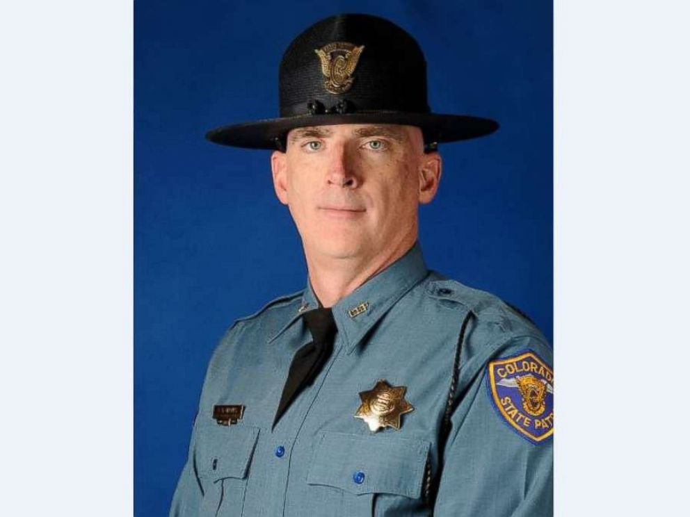 Colorado state trooper killed when hit by car during blizzard - ABC News