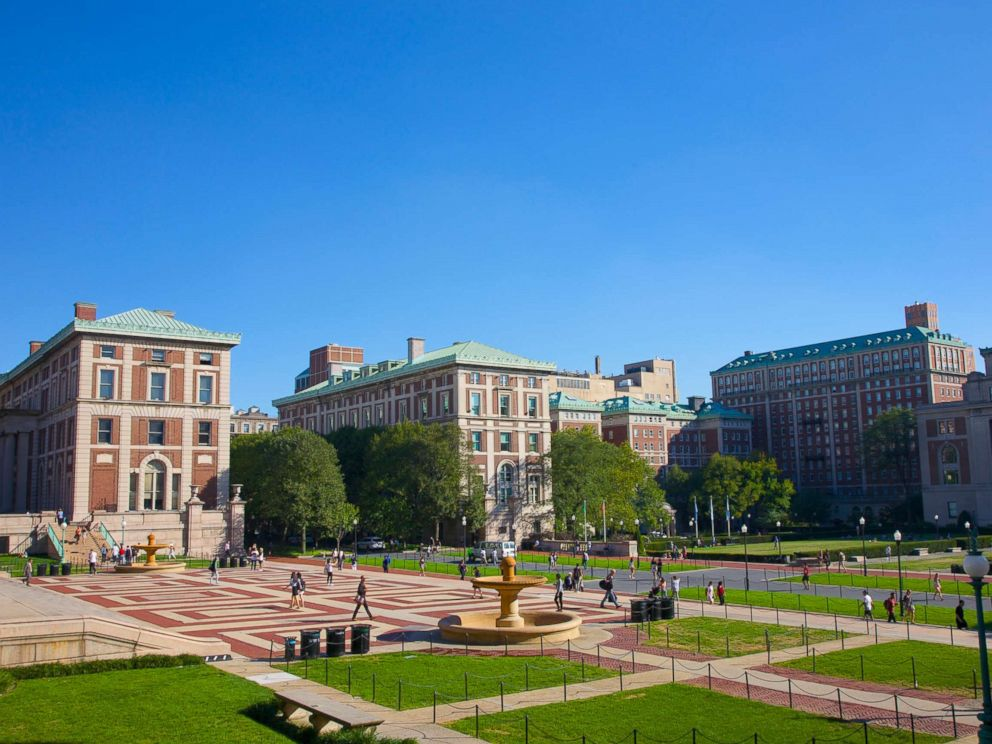 student claims she was sexually harassed at columbia university if