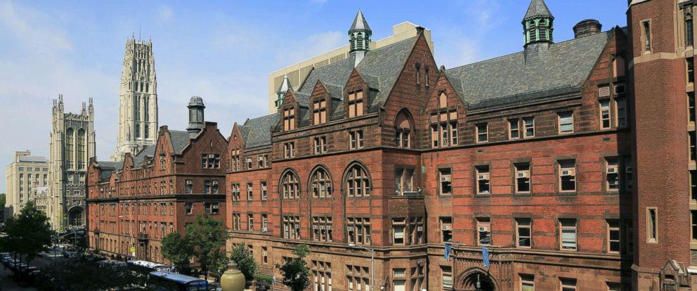 PHOTO: The Teachers College at Columbia University.