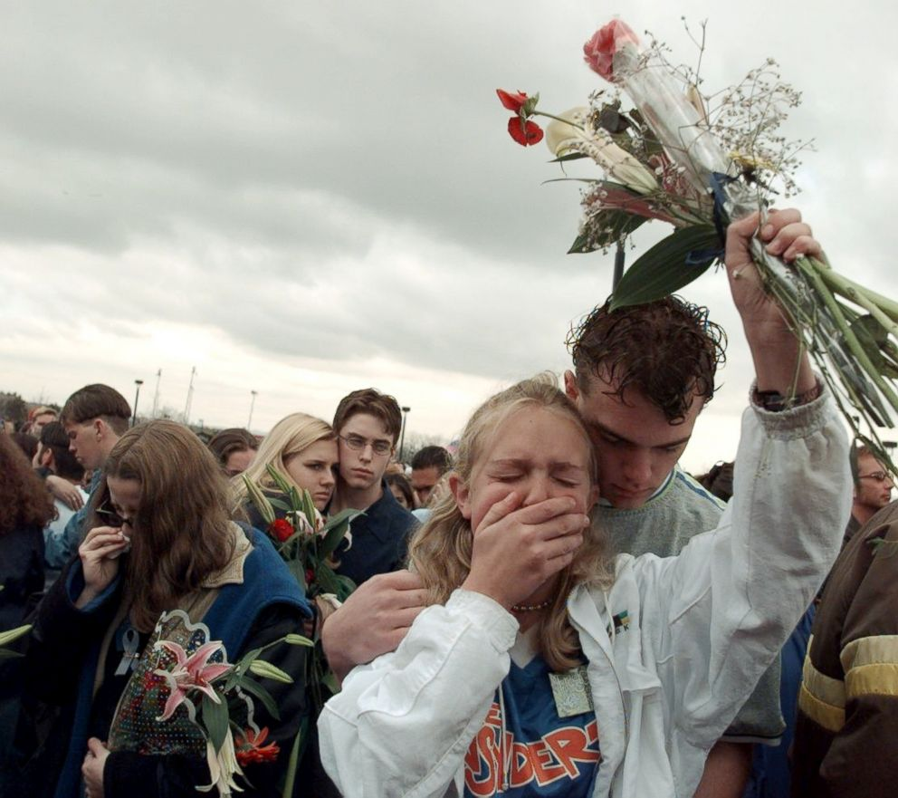 Columbine High School Shooting: Columbine Principal Reflects On 'worst Nightmare' 19 Years