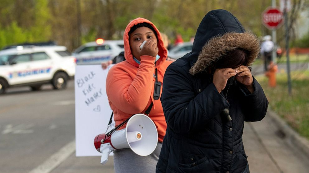 16-year-old girl fatally shot by police in Ohio