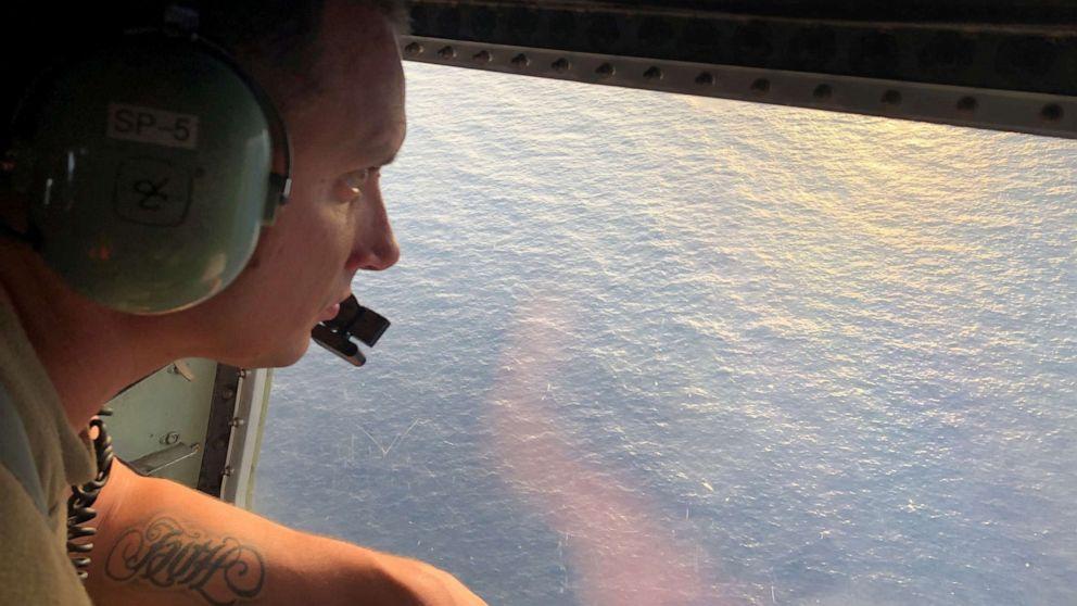 Küstenwache unterbricht Suche nach vermissten Flieger
