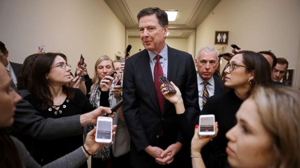 Democrats 'have to win' in 2020: James Comey responds to recent Trump attacks in new interview