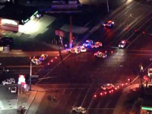 Officer and suspect each in critical condition after exchanging gunshots in Phoenix