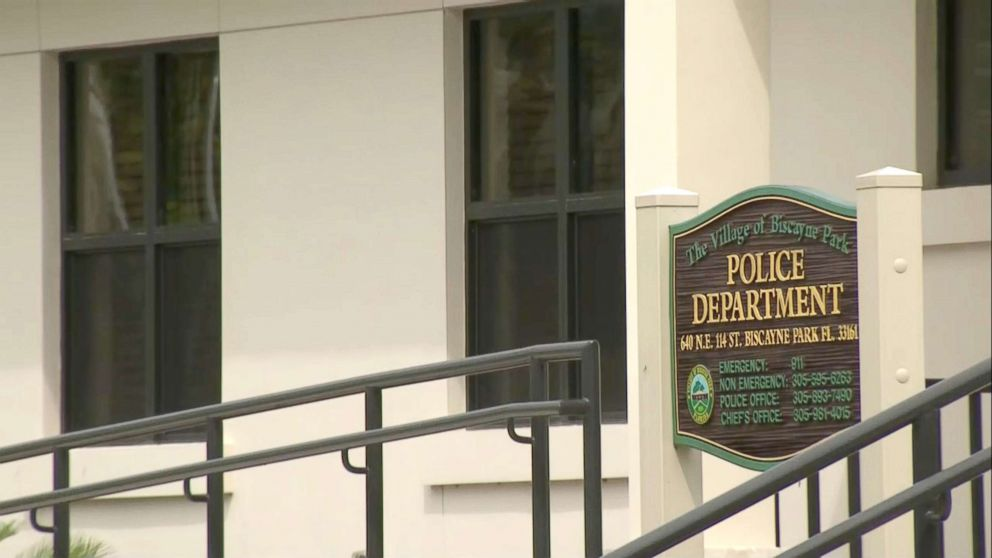 Former Biscayne Park Police Chief Raimundo Atesiano and officers Charlie Dayoub and Raul Fernandez are accused of framing a teenage boy for four burglaries.