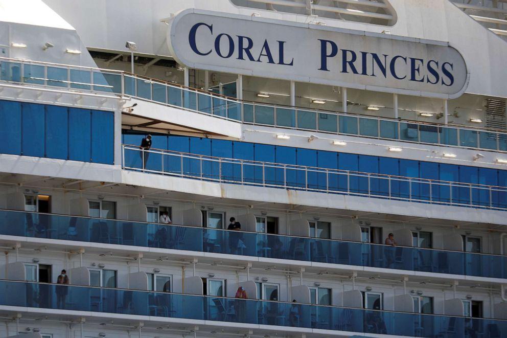 Over 90,000 cruise ship crew members stuck at sea amid ...