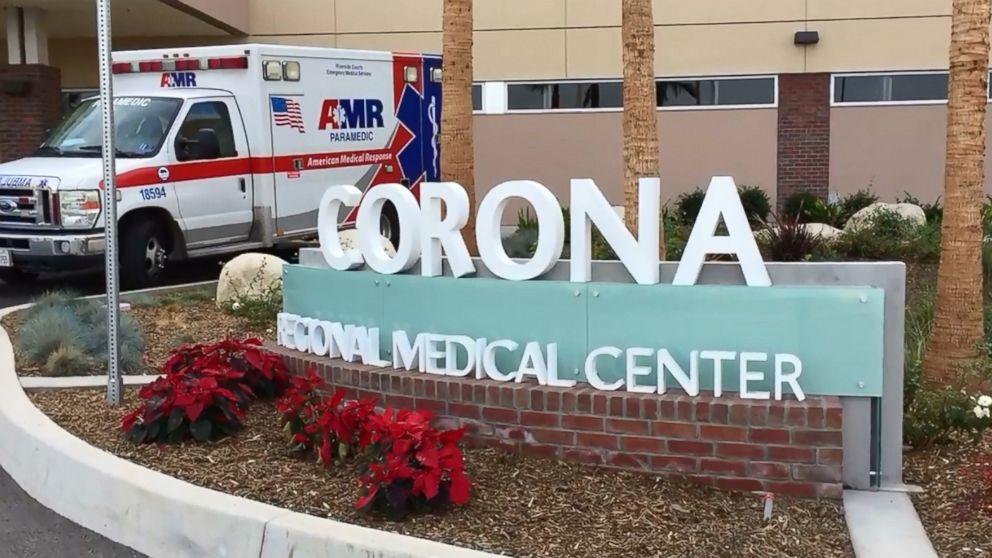 Corona Regional Medical Center in  Perris, Calif.