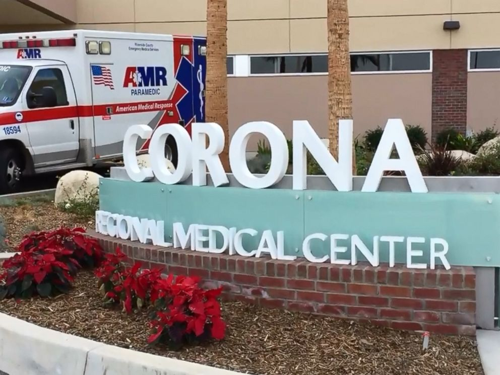 PHOTO: Corona Regional Medical Center in Perris, Calif.