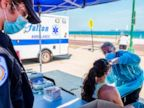 Coronavirus updates: US records nearly 56,000 new cases, over 1,500 additional deaths