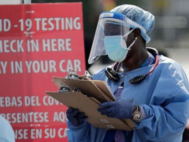 Coronavirus updates US sets another grim record with over 60 000 new cases in a day