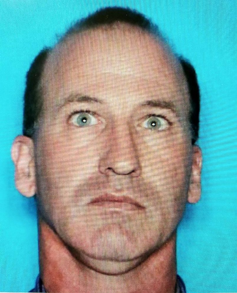 Cory Shane Disotel is pictured in this undated photo released by Port Barre Police Department.