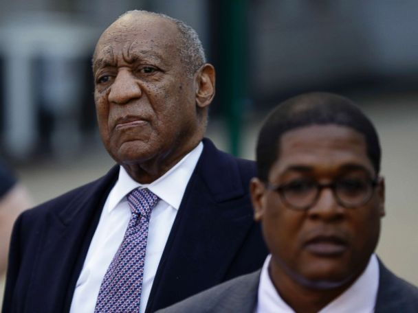Cosby defense expert reveals he Googled side effects of Benadryl for report