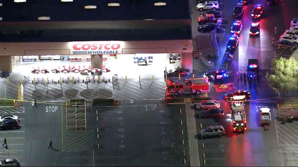 1 dead, 3 injured in California Costco shooting thumbnail