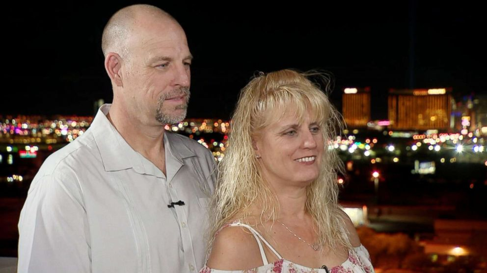Las Vegas shooting survivors Todd Wienke  and  Oshia Collins-Waters are set to marry in the same city where they had been running for their lives exactly 1 year earlier.