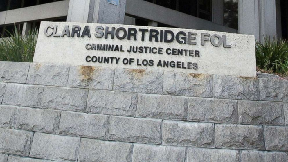 The Clara Shortridge Foltz Criminal Justice Center County of Los Angeles, March 2, 2004.
