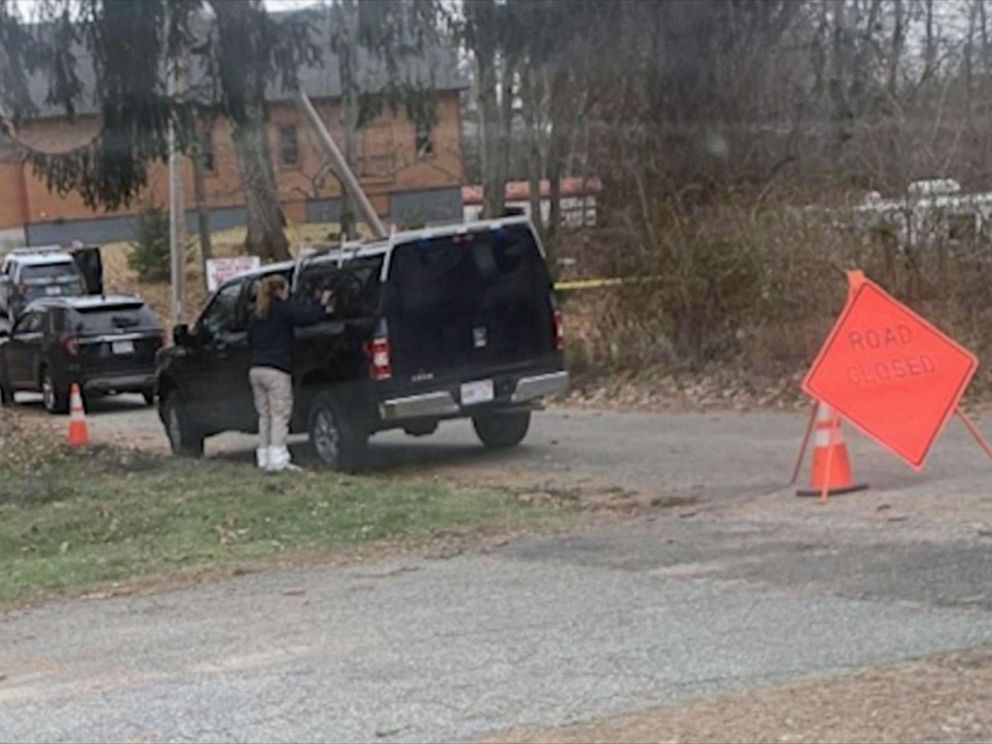 PHOTO: Authorities in Massachusetts are investigating the mysterious death of a woman whose body was discovered near a sewage treatment plant.