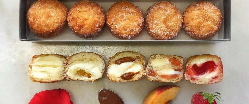 PHOTO: 5 specialty cronut hole flavors to celebrate the pastrys fifth anniversary.