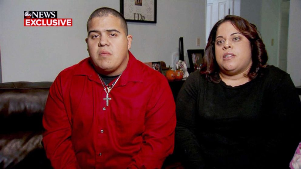 Timothy Tenorio and Andrea Smith speak out about the death of their mother, Almarosa Tenorio, who fell to her death on Nov. 13, 2018, from a deck on a Royal Princess cruise to Aruba.