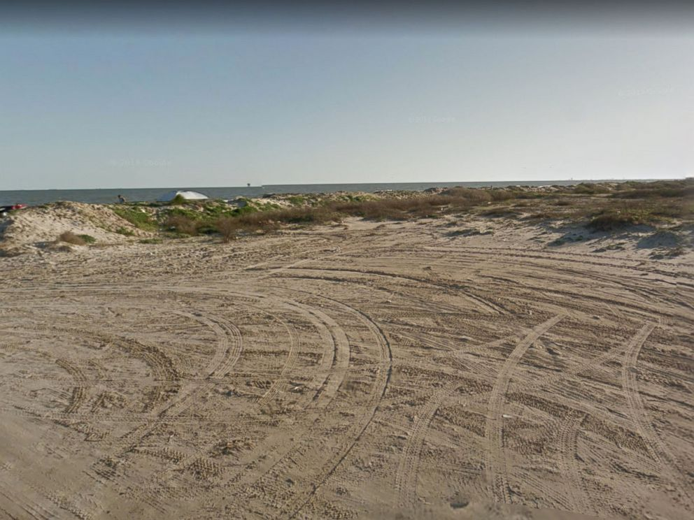 PHOTO: Crystal Beach in Galveston Texas is pictured in this undated Google Maps photo.