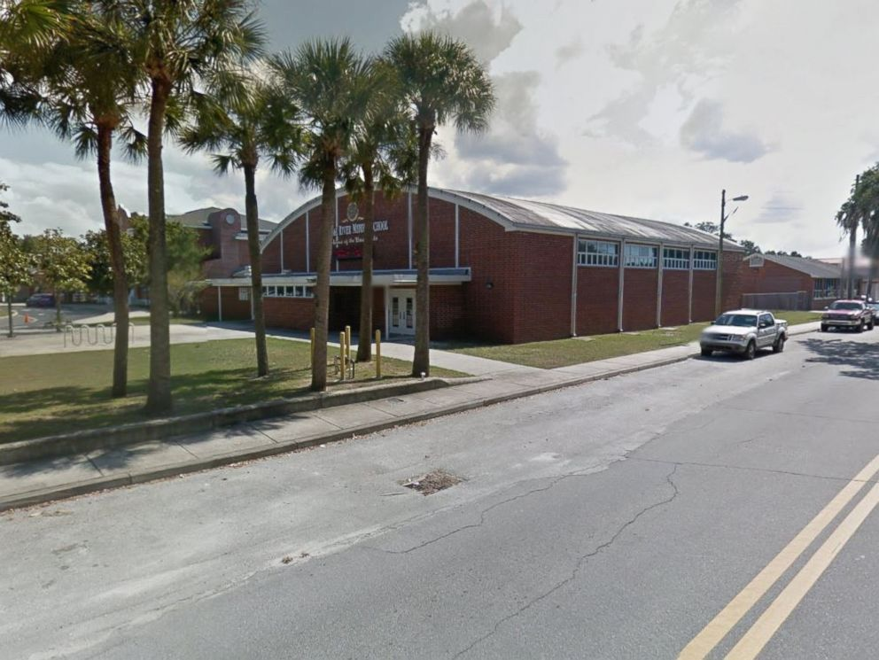PHOTO: Crystal River Middle School in Crystal River, Fla., as seen on Google Maps.