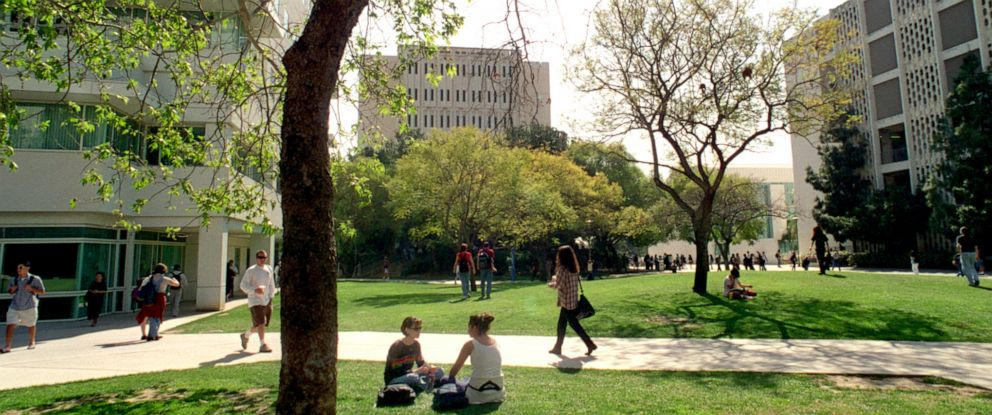 PHOTO: California State University Fullerton campus.