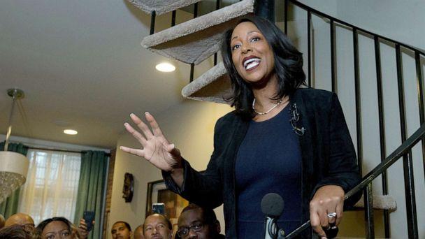Rep. Elijah Cummings' widow to run for his congressional seat