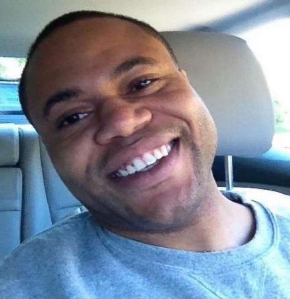 PHOTO: Timothy Cunningham a CDC employee is seen here in an undated file photo.
