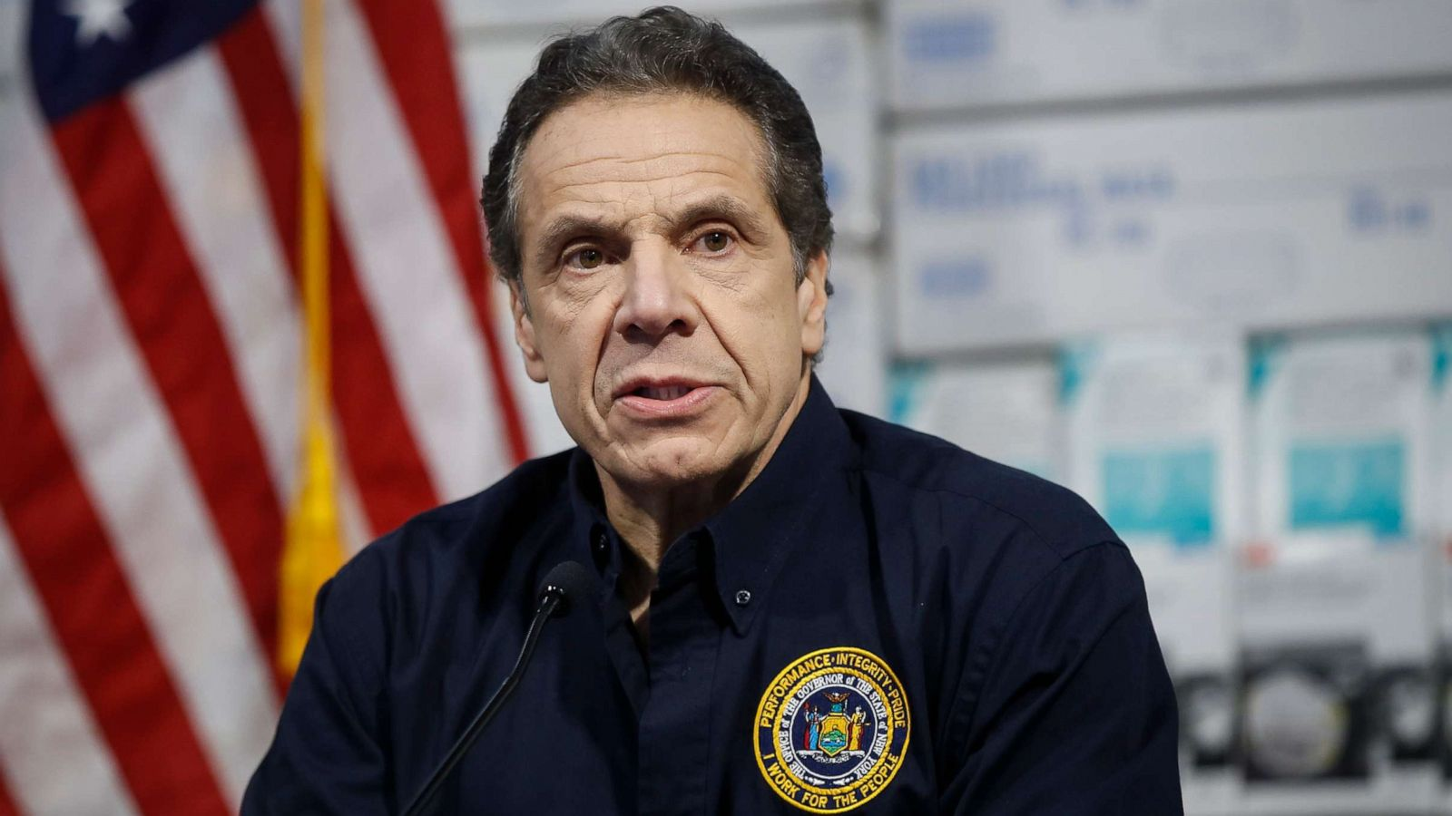 The Coronavirus Crisis Is The Moment Andrew Cuomo Has Prepared For All His Life Abc News