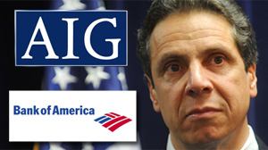 New York State Attorney General Andrew M. Cuomo