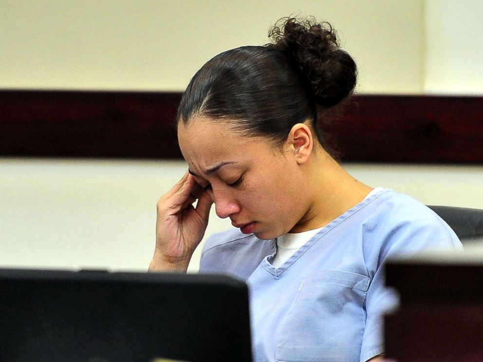PHOTO: Cyntoia Brown was convicted of first-degree murder in 2006, when she was 16.